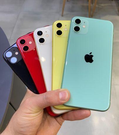 Iphone 11 64 gb neverlock гарантія до 2х років Appteka Дорошенка 35