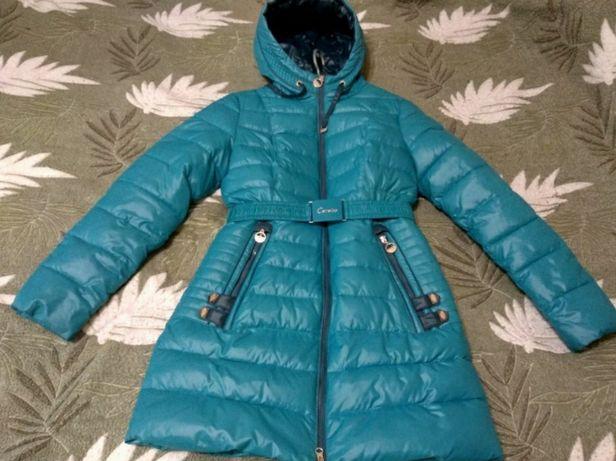 Зимняя женская куртка размер 48