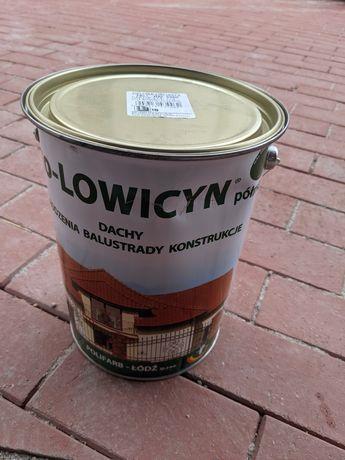 Eko-Lowicyn 5l Ral 6002 Zielona Liściasta