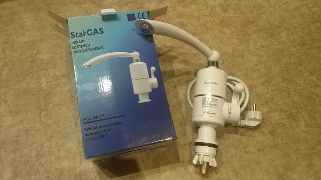Проточный водонагреватель 3kW