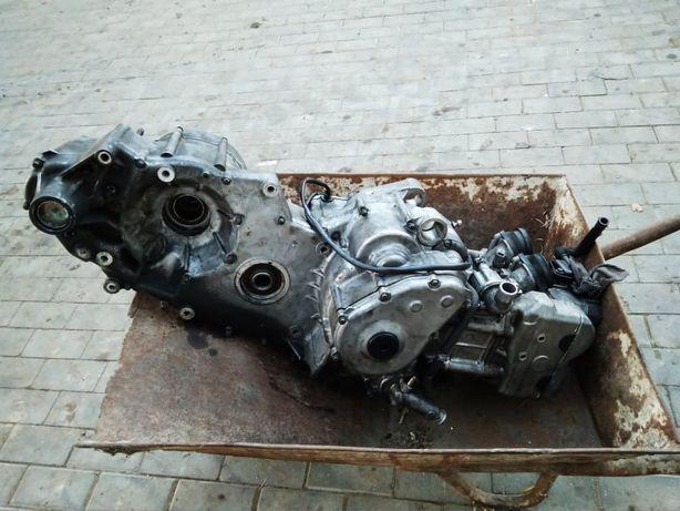 Silnik Suzuki burgman 650 gaźnik