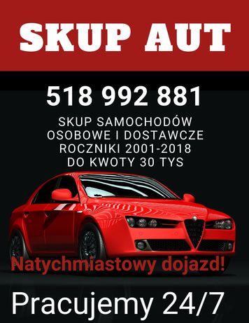 !!! Skup samochodów, skup aut, skup pojazdów, autoskup !!!