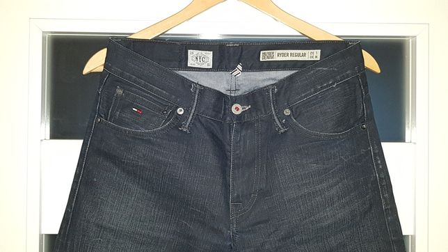 Oryginalne spodnie męskie  jeans Tommy Hilfiger