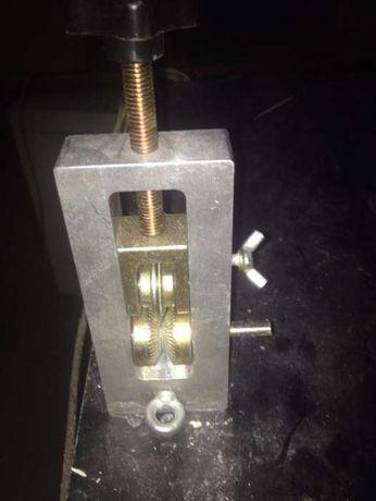 maquina descarnar cabo e fio cobre