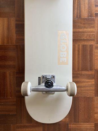 """Skate Goodstock 8"""" Off-White"""
