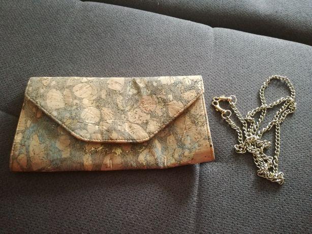 Kopertówka/torebka z korka