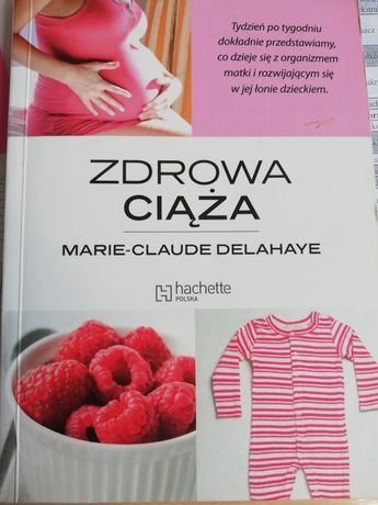 Książka zdrowa ciąża