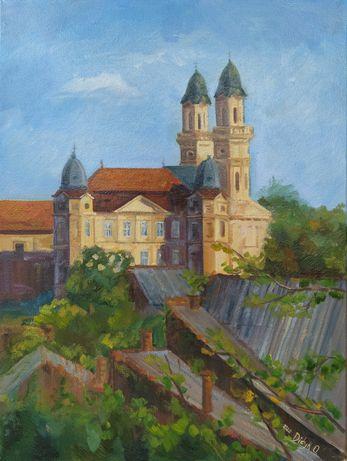Кафедральний собор Ужгород, живопис