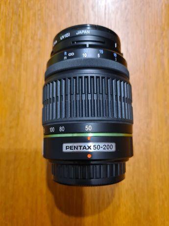 Obiektyw Pentax 50-200mm