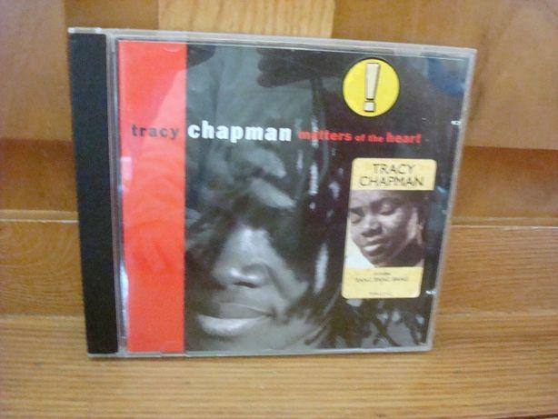CD Tracy Chapman - Matters Of The Heart ( CD Novo E Original )