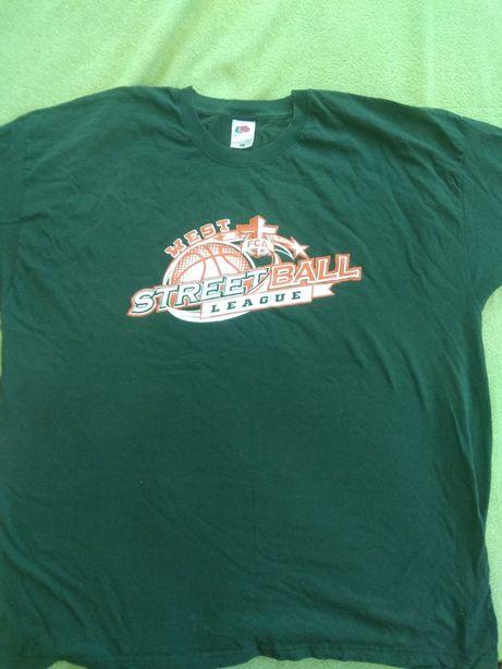 Баскетбольна футболка Streetball league