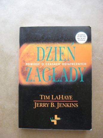 książka Dzień zagłady Tim LaHaye Jerry B. Jenkins