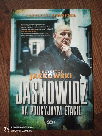 Krzysztof Jackowski Jasnowidz na policyjnym etacie - KrzysztofJanoszka