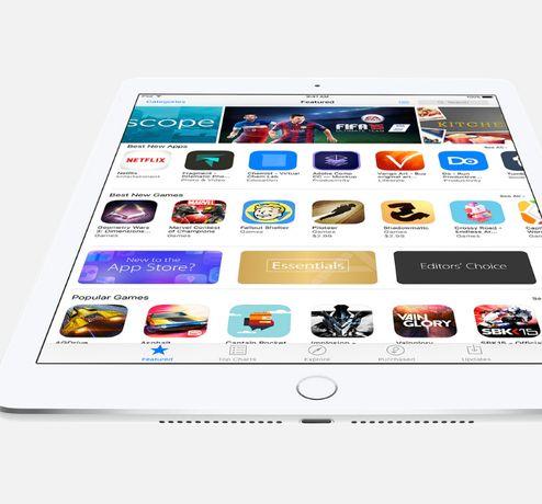 Новый Apple iPad Pro 12.9 Cellular 128GB (золотой) iOs10 !