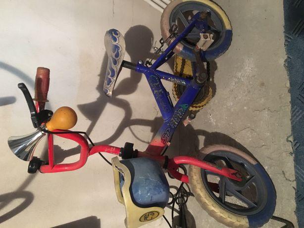 Rowerek dziecięcy maly