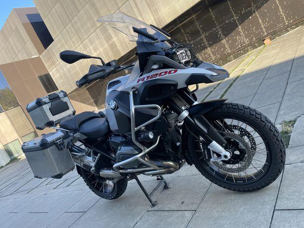 BMW GSA Adventure 1200 Suspensão Rebaixada - 2016