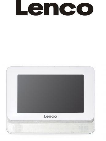 Przenośne Odtwarzacze DVD Lenco DVP-740 2 SZTUKI