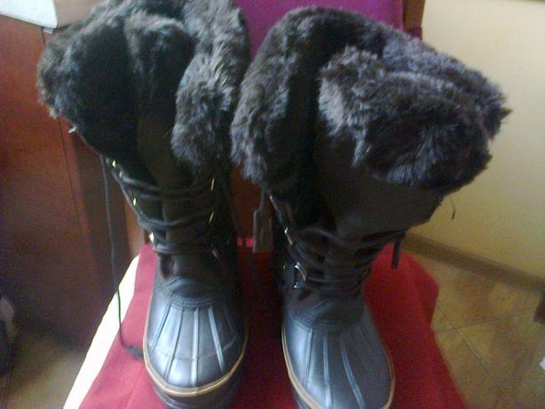 Buty śniegowce Khombu