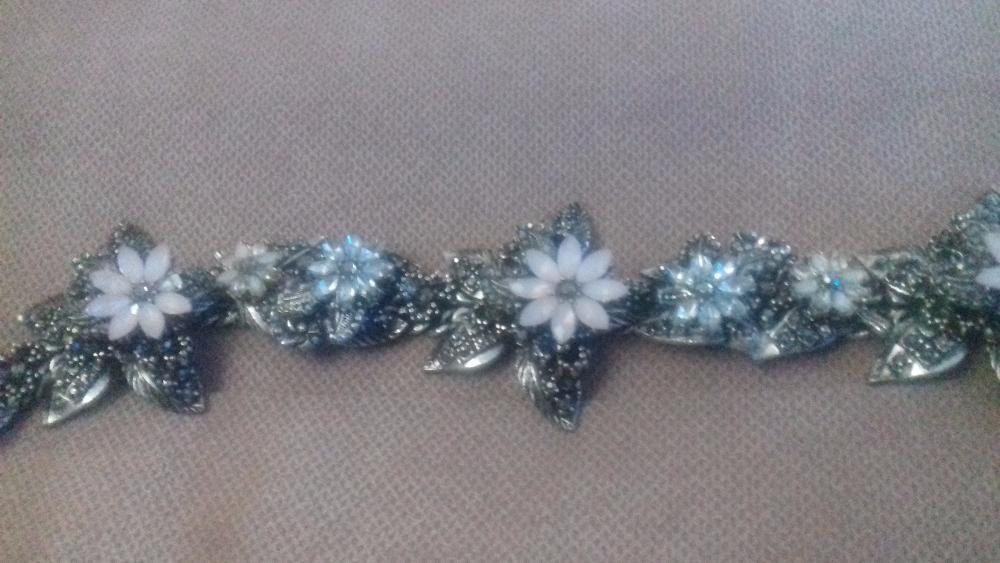 Pasek biżuteryjny Zara