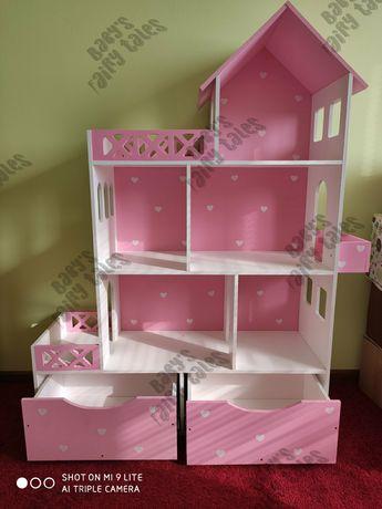 АКЦИЯ ! Кукольный домик, ящики для хранения
