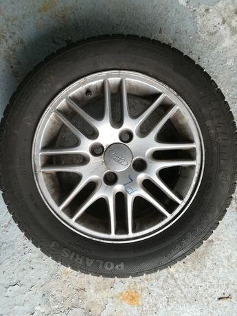 """Koła zimowe ALU 15"""" Ford 4x108 BARUM POLRIS 3 185/65R15 88T 4x7mm"""