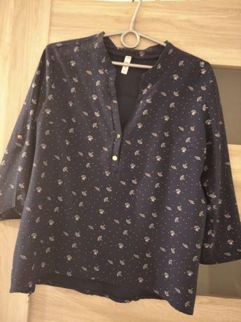 Koszula L Xl granatowa