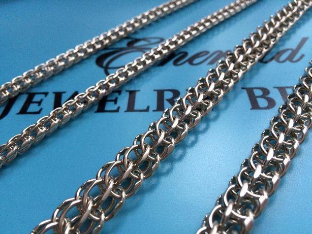 Серебряная цепочка КАРДИНАЛ 53,6грамм