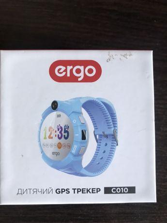 Детский GPS трекер Ergo , смарт часы