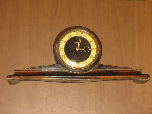 Часы настольные каминные Владимир