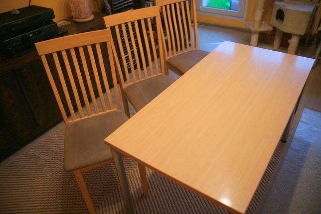 Stół,biurko i krzesła