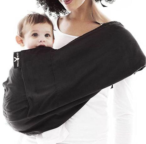 Wallaboo Suede Baby Sling - sling para bebé