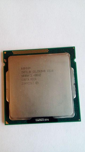 Процессор Intel Celeron G530 2,4 GHz два ядра LGA 1155
