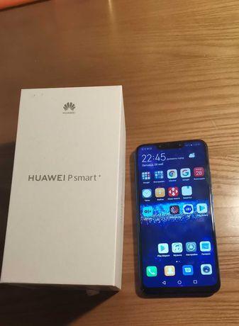 Смартфон Huawei P Smart Plus, 2018 год