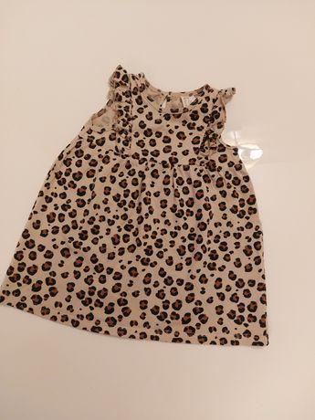 Sukienka H&M rozmiar 68