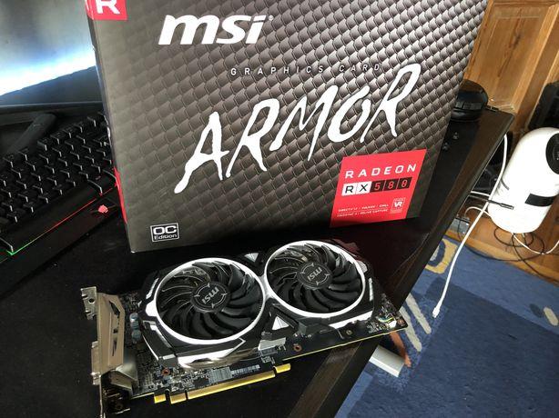 Karta graficzna MSI Radeon RX 580 8GB Armor OC Edition