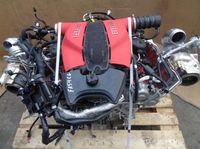 motor Ferrari 488 pista
