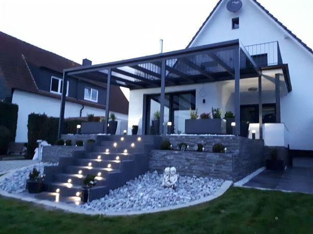 Zadaszenie tarasu,pergola,patio,aluminium -szklo