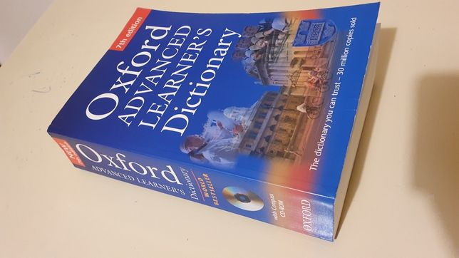 Oxford Dictionary - 7th Edition
