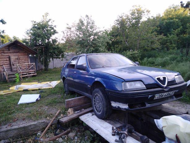 Альфа Ромео 164 требует ремонта двигателя