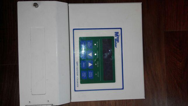 Mppt Мппт контроллер б у 12 24 36 48 Вольт 40 ампер часов