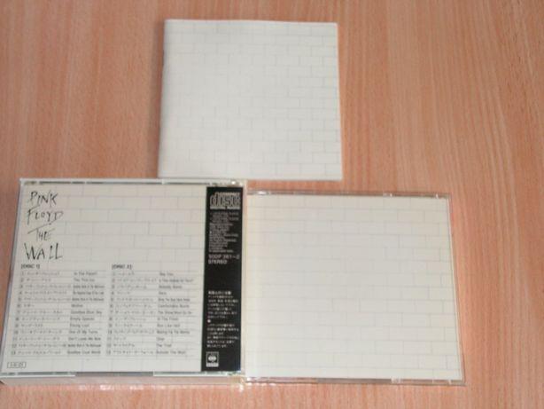 Pink Floyd - The Wall 50DP 361-2 First press Japan box 2 cd