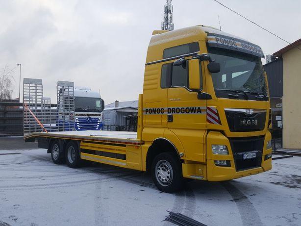 Pomoc Drogowa MAN 440 EURO 6 rok prod 2015