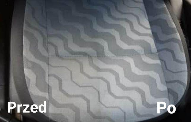 Mobilne pranie tapicerki, czyszczenie skór