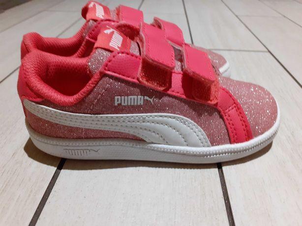 Buciki dziewczęce Puma.
