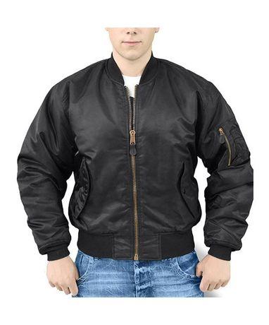 Куртка, бомбер MA-1FLIGHT JACKET Delta.Оригинал.Р.XXXL.Наш 58-60