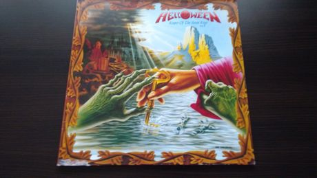 Helloween-Keeper Of The Seven Keys Part II