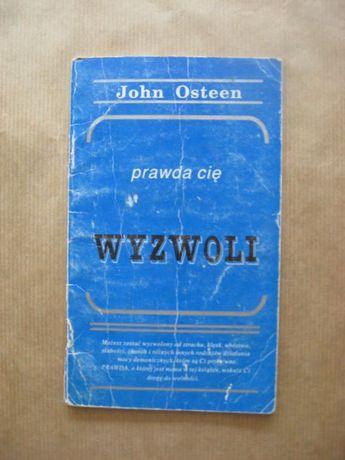 """książka """"Prawda cię wyzwoli"""" John Osteen"""