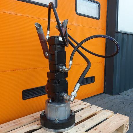 Pompa Hydrauliczna Bucher Trzystopniowa Zębata QX51-080/42 320bar Olej