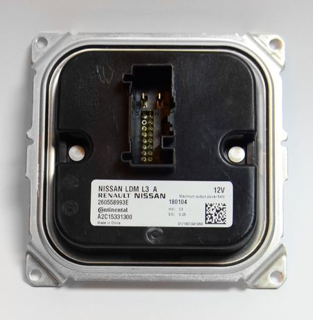 Led блок модуль фары Nissan Sentra Infinity QX50 A2C15331300 260558993