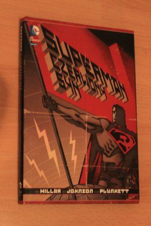 Superman Czerwony Syn - pierwsze wydanie - unikat